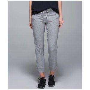 Lululemon | No Sweat Jogger Sweat Pants Size 8